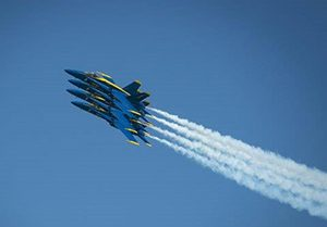 The Chicago Water and Air Show takes place Aug. 20-21.