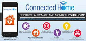 Control, automate and monitor your home